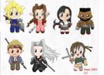 Final Fantasy 7 Chibi