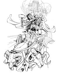 THOR_90 minutes by EricCanete