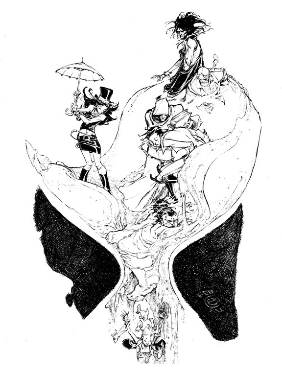ENDLESS HOURGLASS_90 minutes by EricCanete