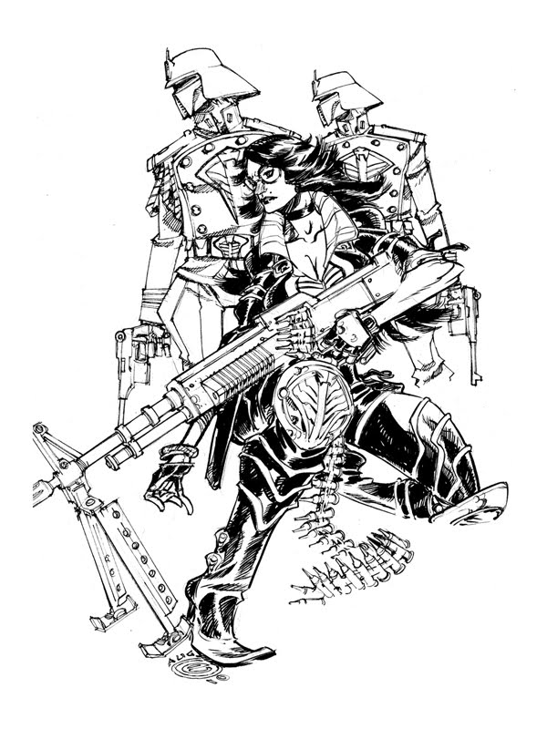 BARONESS_90 minutes by EricCanete