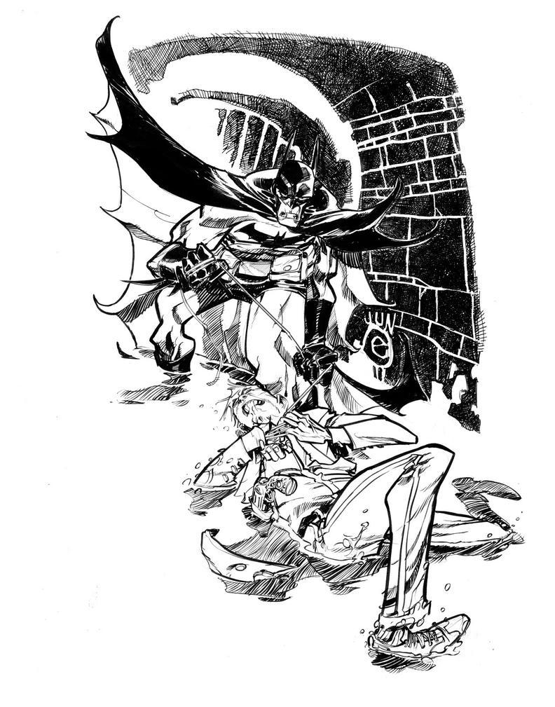 BATMAN by EricCanete