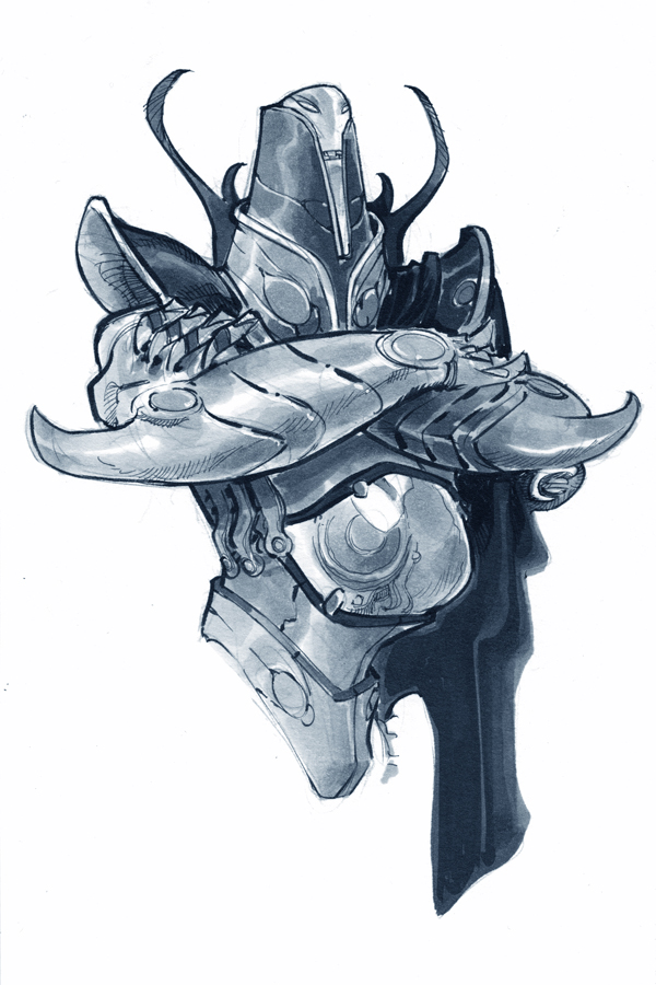ORB STOMACH by EricCanete