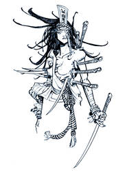 SWORD MAID by EricCanete