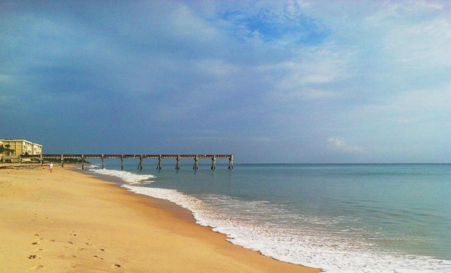 Pier by OneInfiniteLove