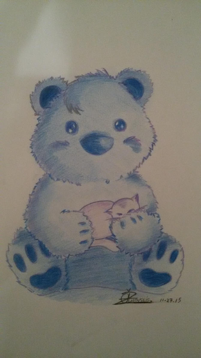 Another teddy lawl by weightlessx
