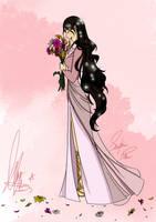 Spring Seraphina (Colored) by KayameYuri