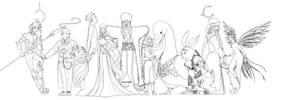Update - Guardians of Childhood by KayameYuri