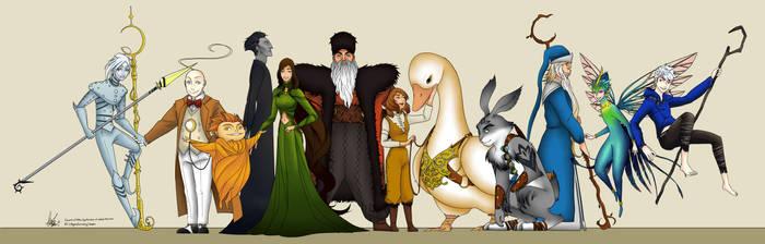 Guardians of Childhood (Book of Belief) by KayameYuri