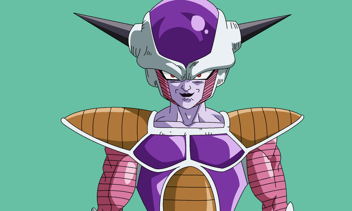 Frieza's First Form by AnimeShimmer on DeviantArt