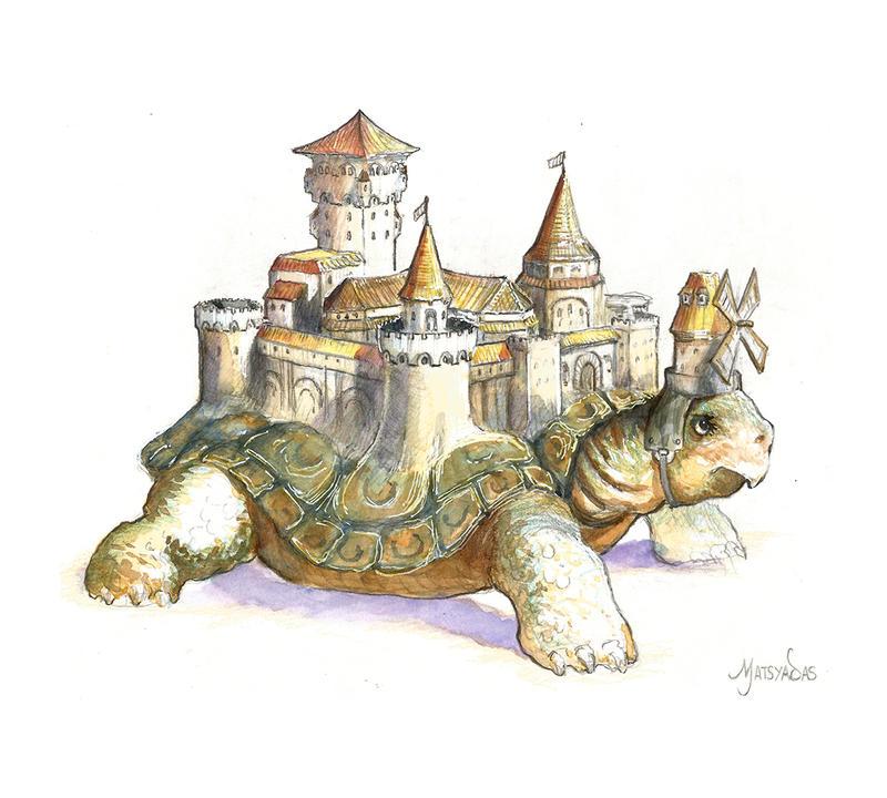 Turtoise Castle