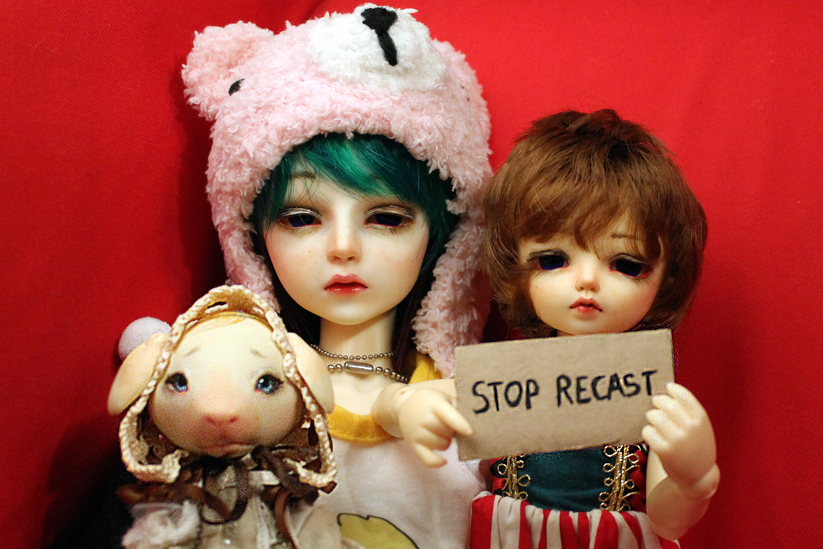 Stop Recast by l-heure-du-the
