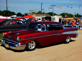 1957 Chevrolet Bel Air by Carsiano