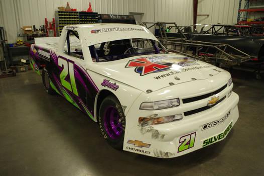 Chevrolet Dirt Race Truck