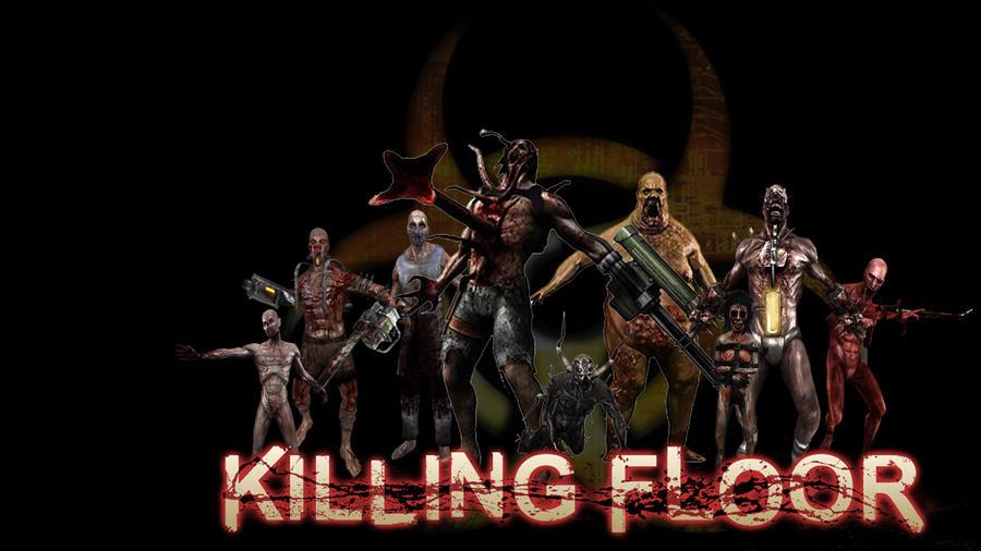 Killing Floor Qhd Wallpaper: Killing Floor Background By J3nNj3nNy On DeviantArt