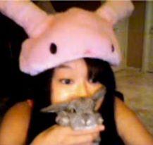 Mochi my bunny :) by j3nNj3nNy