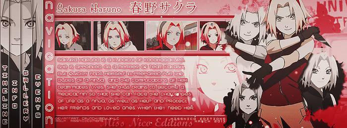 [REQUEST] Sakura Haruno TLC Iggy Style