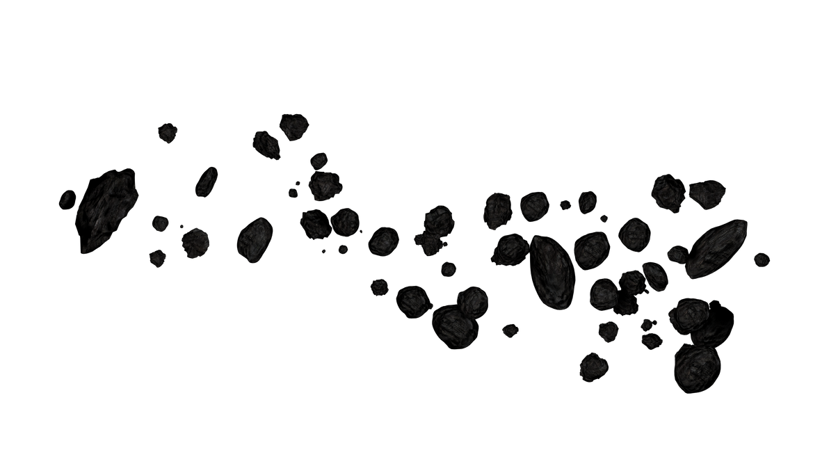 asteroid clipart transparent - photo #20