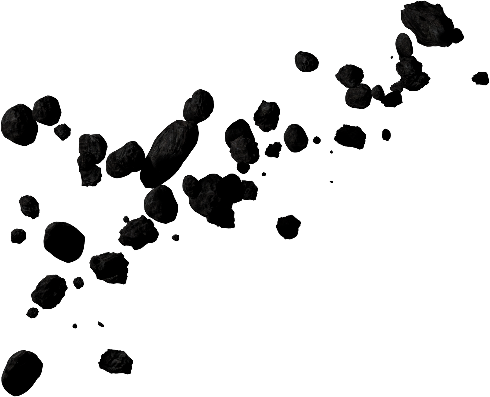 asteroid clipart transparent - photo #36