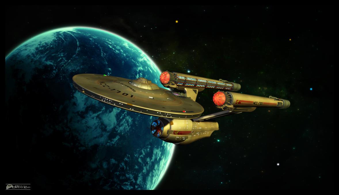 Enterprise-reimagined by MotoTsume