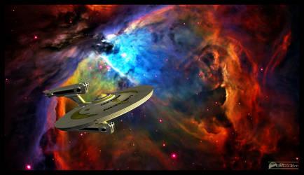 Terran Empire Akula Class by MotoTsume