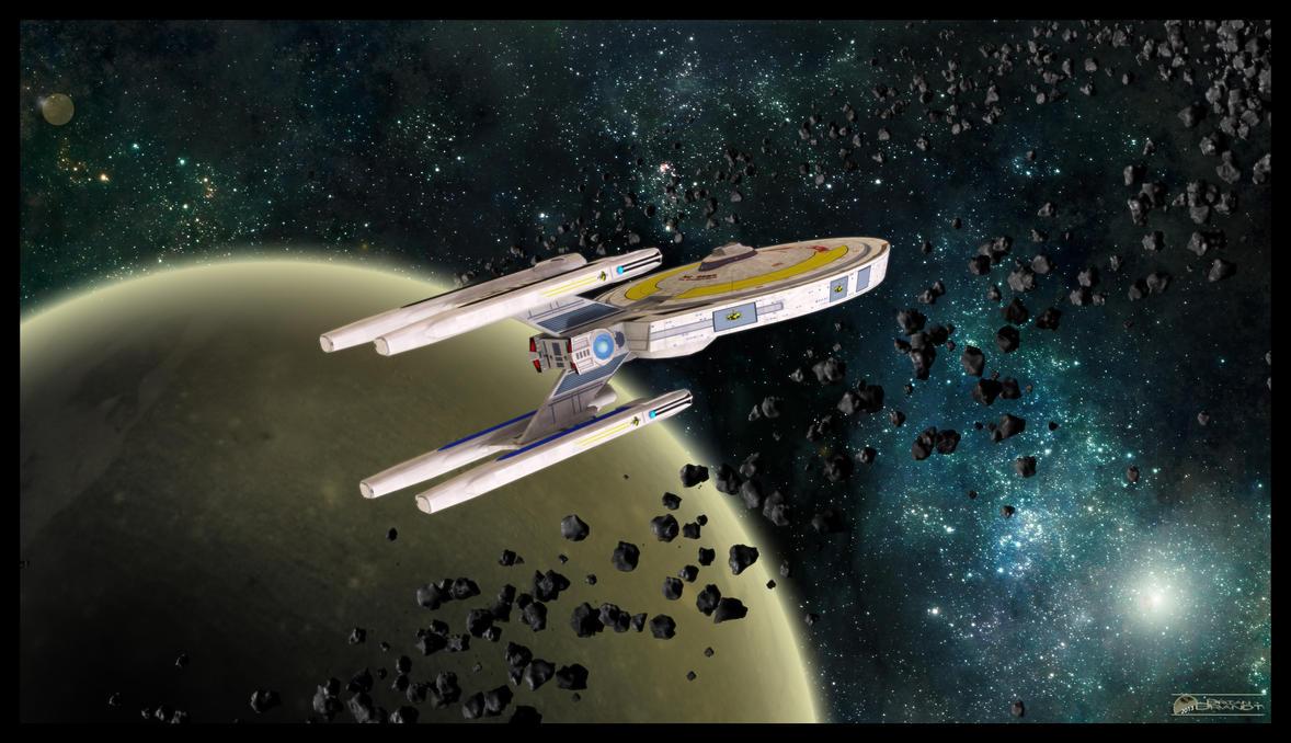 Iss Stargazer by MotoTsume