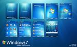 Windows 7 Nokia s40 theme