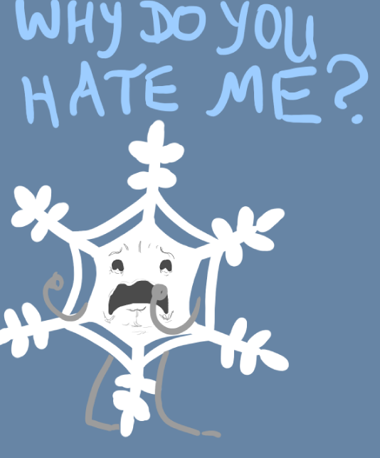 special snowflake by keiggy on deviantart