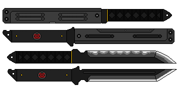 Tactical tanto by RIPPER848