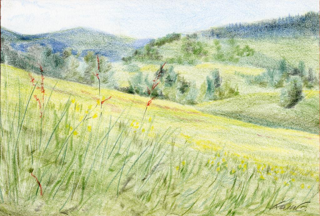 Landscape Pechgraben 01 by tempelziege