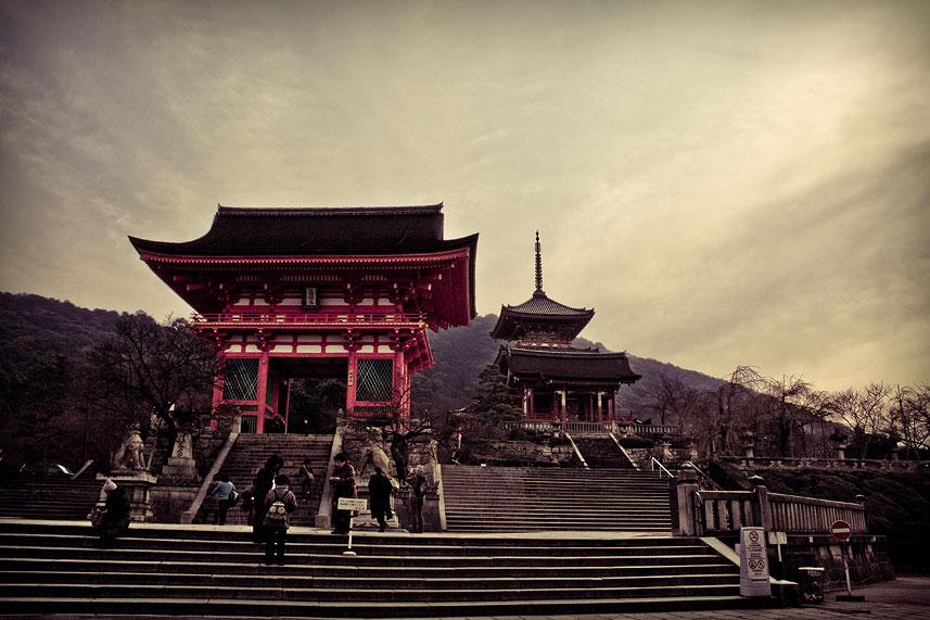 :: Kyoto - Kiyomizu nioumon :: by citronic