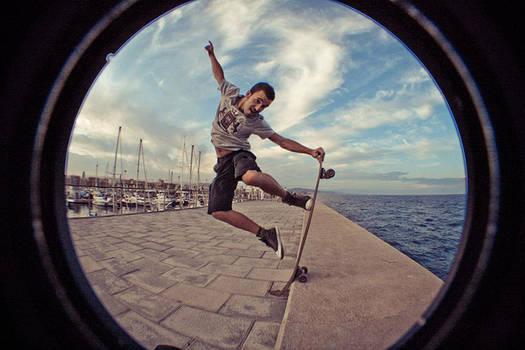 :: Skateboard ::