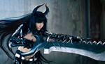 BRS - Black gold saw cosplay