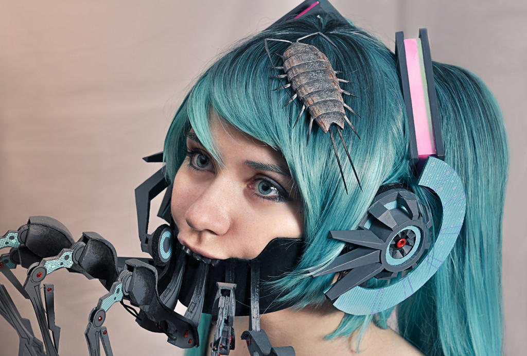 Calne Ca cosplay by Yuriros