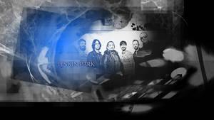 Linkin Park Wallpaper - Blue