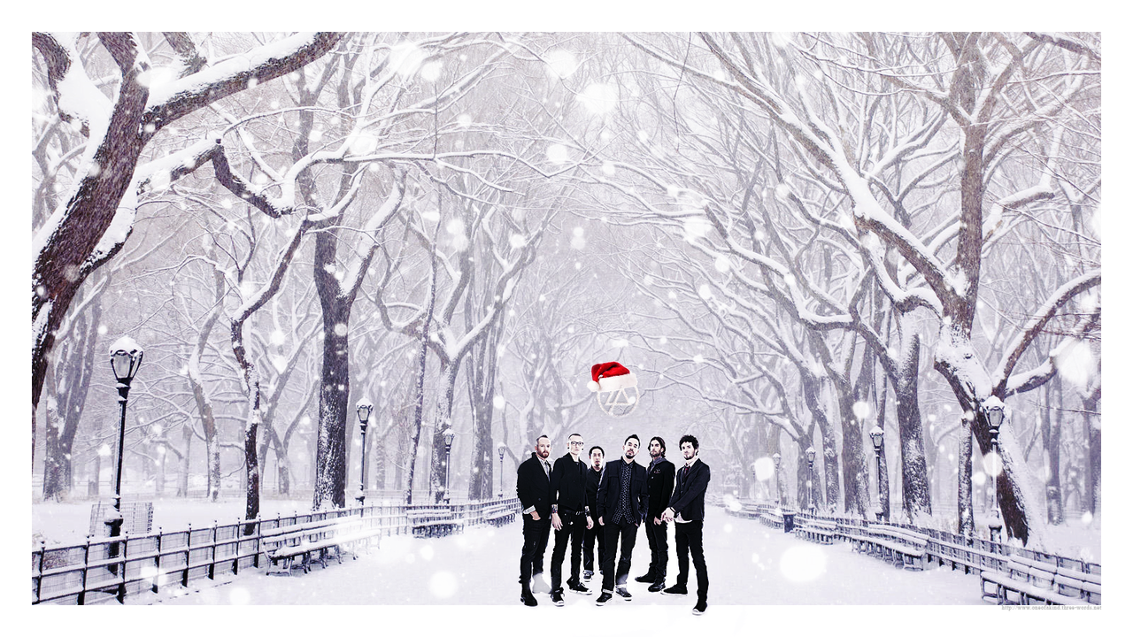 Linkin Park Wallpaper - Merry Christmas by ShinodasDiscover