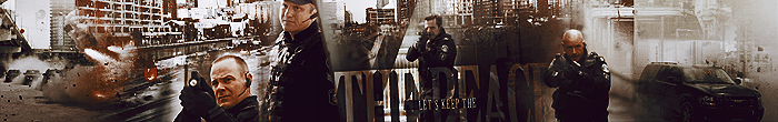 Flashpoint - Let's keep the peace by ShinodasDiscover