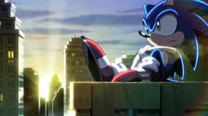 Sonic x Screenshot:Sonic