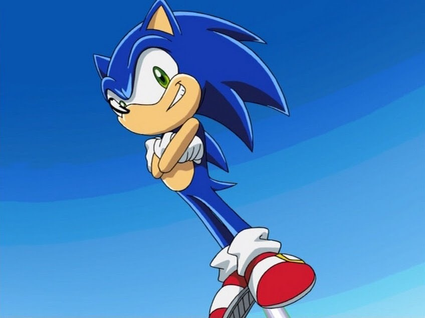 Sonic X Sonic The Hedgehog Heh By Lilian1676 On Deviantart