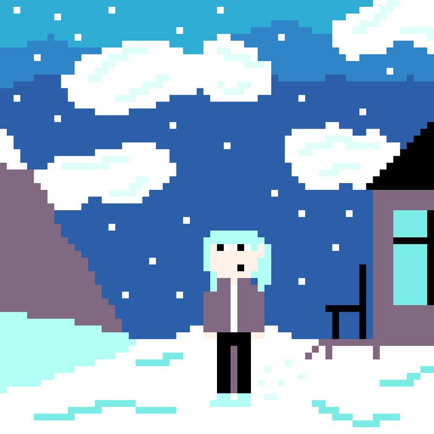 XX Snowy Day XX by Roslyn102