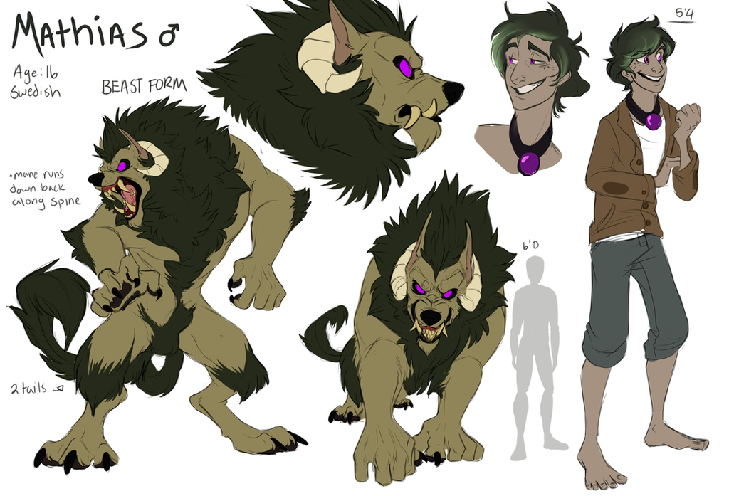 Mathias Quick Ref by AeroSocks