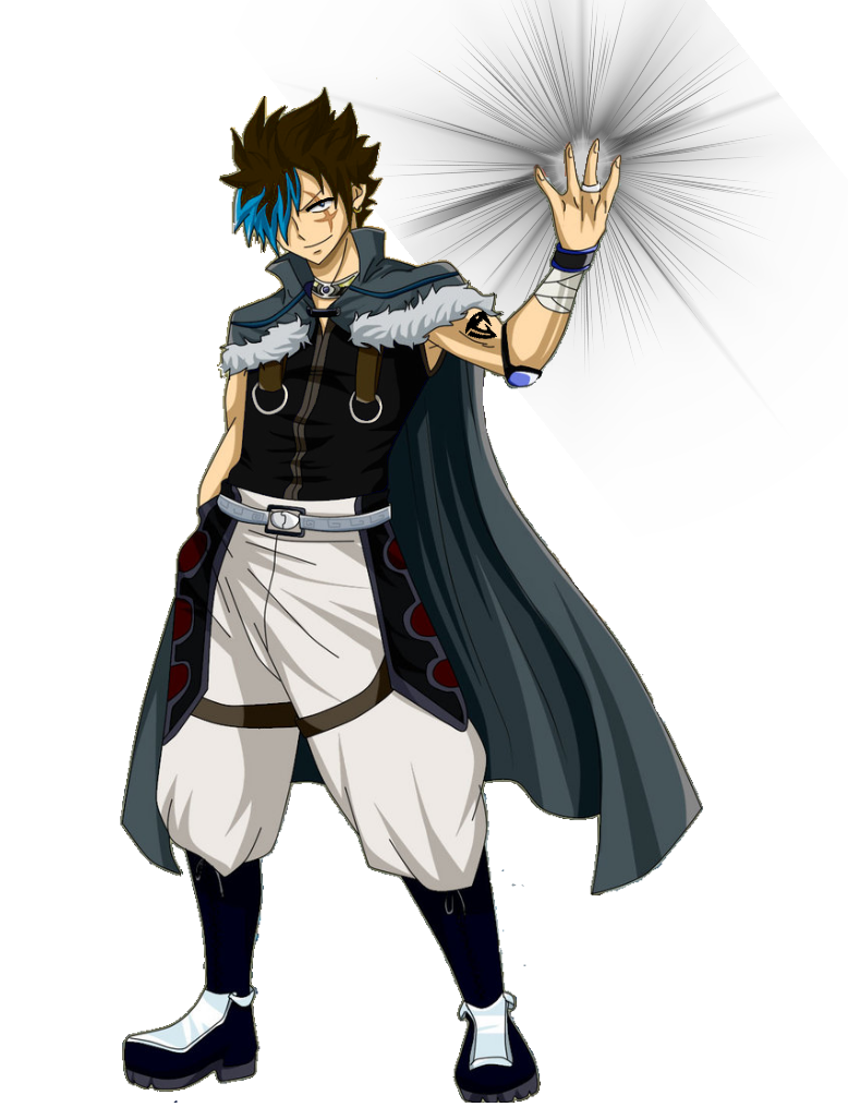 Raito Fairy Tail Oc By Theansemporofan003 On Deviantart