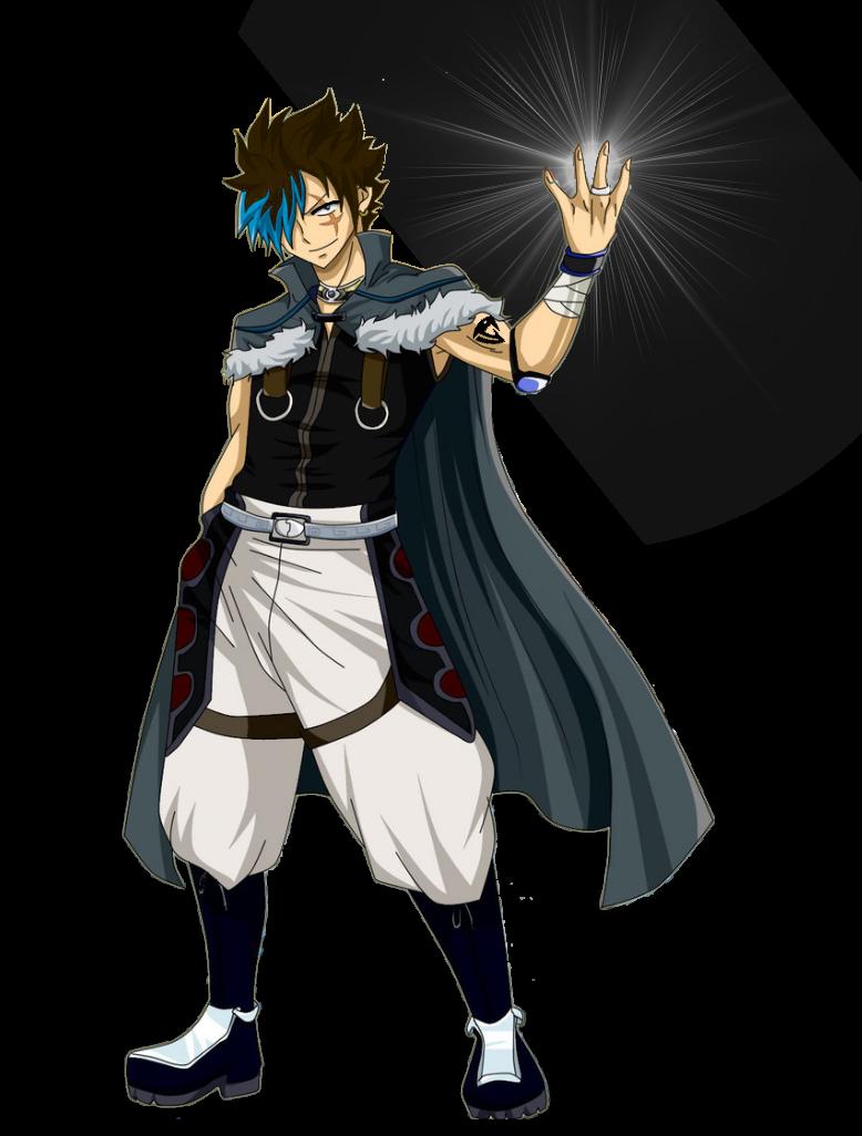 Raito Fairy Tail Oc By Theansemporofan003 On Deviantart