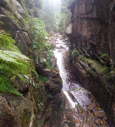 mountain stream 8 by luciferusss