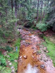 mountain stream 9 by luciferusss