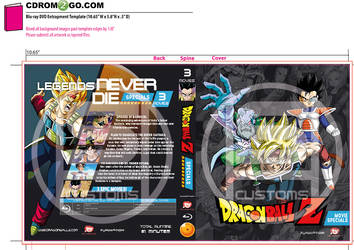 DragonBallZ Specials Preview Deviant Art 1