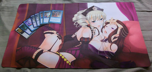 Greatest Playmat Ever