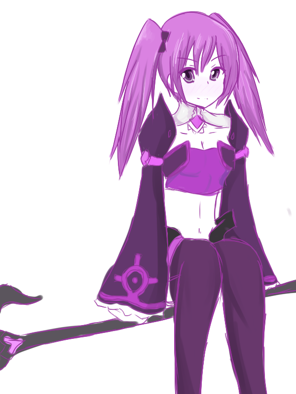 ELSWORD: Aisha - Void Princess by Pianoz on DeviantArt