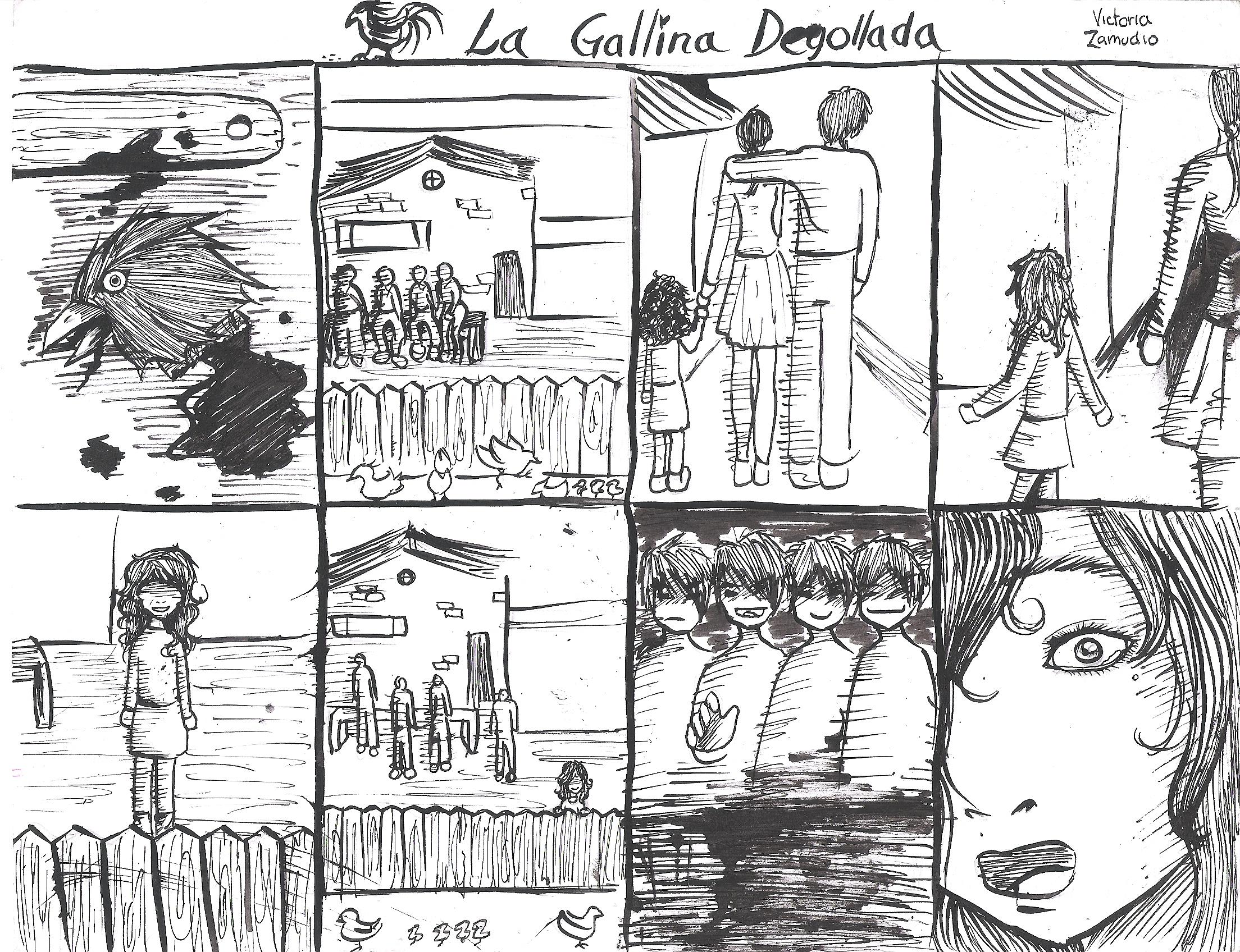 La Gallina Degollada