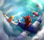 Foxy Fighters