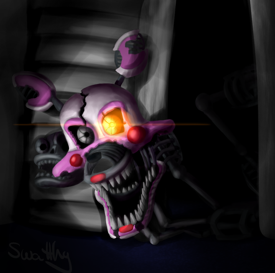 Nightmare Mangle By Swatthy On DeviantArt